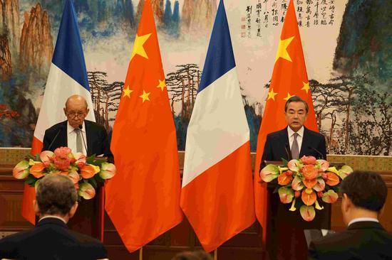 La Chine et la France s'engagent à approfondir la coopération.jpg